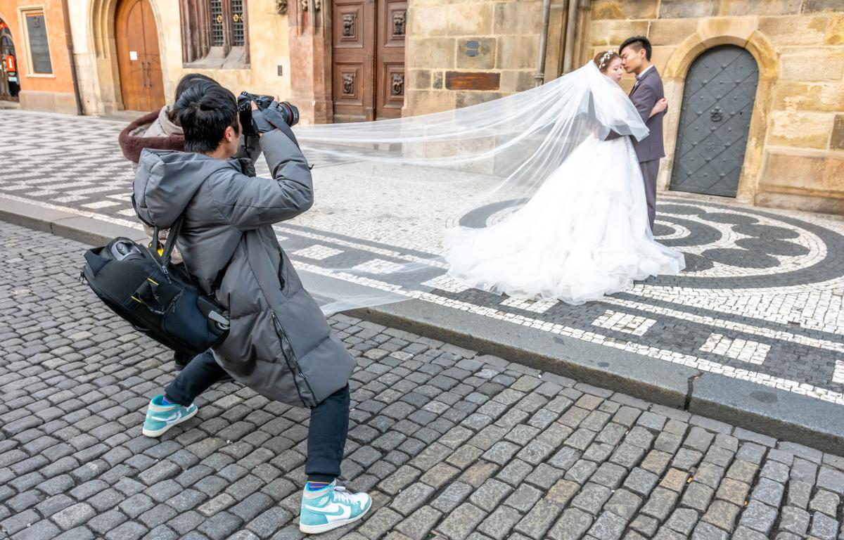 career in event photography