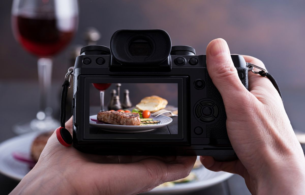 career in food photography