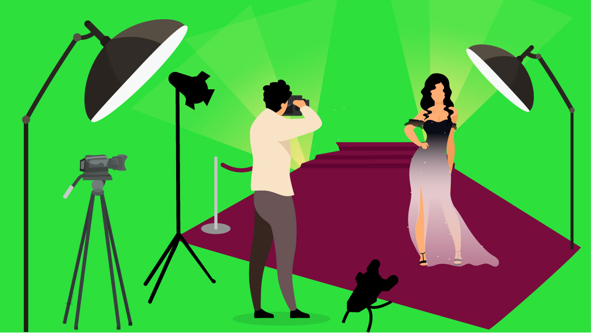 fashion photography equipment hindi