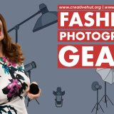 best fashion photography gears